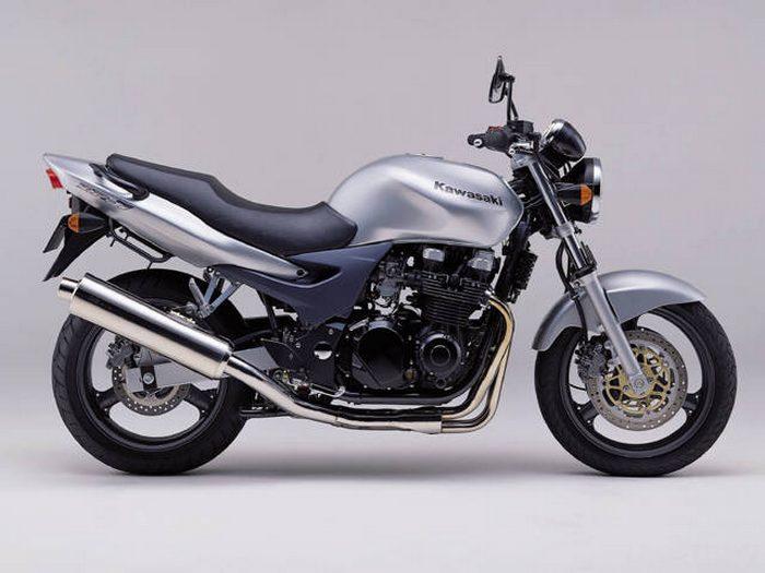 Kawasaki 750 ZR-7 N 2004 - 5