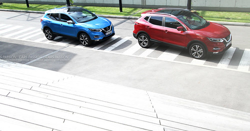 essai Nissan Qashqai presse International