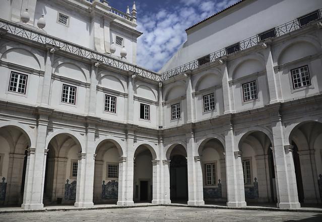 Igreja de São Vicente de Fora (Church of São Vicente of Fora)