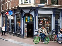 Amsterdam boutique Headshop -6170134