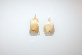 05 - Zutat Knoblauch / ingredient garlic