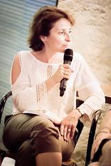 Fabienne Lassalle (directrice adjointe de SOS M�diterran�e)