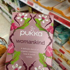 Gender-based tea?