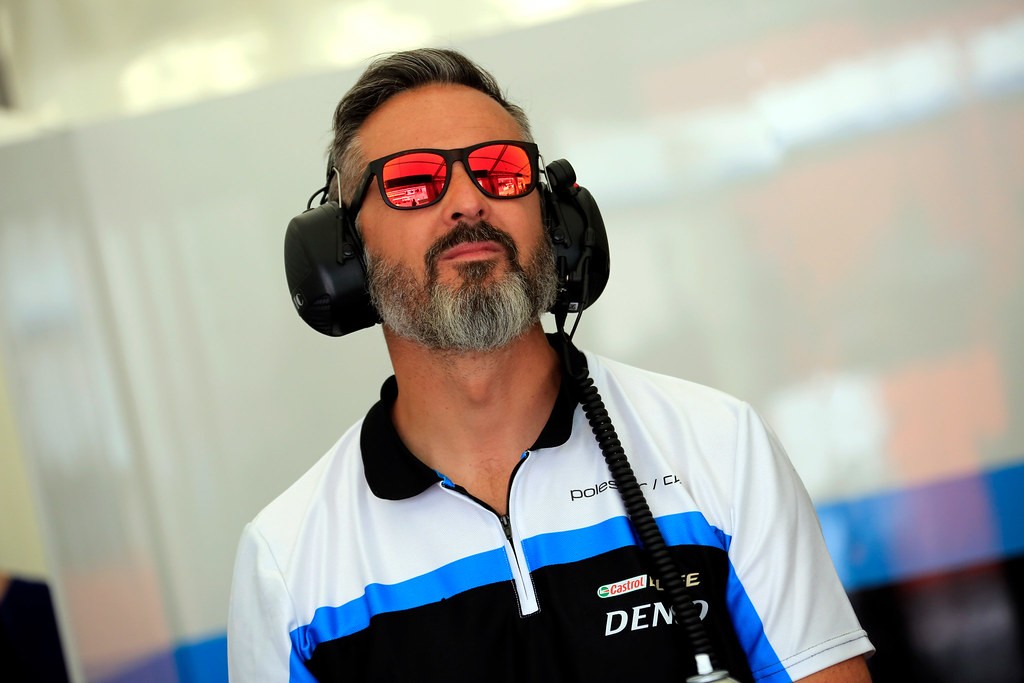 MULLER Yvan Volvo Polestar team Polestar Cyan Racing ambiance portrait during the 2017 FIA WTCC World Touring Car Championship race of Portugal, Vila Real from june 23 to 25 - Photo Paulo Maria / DPPI