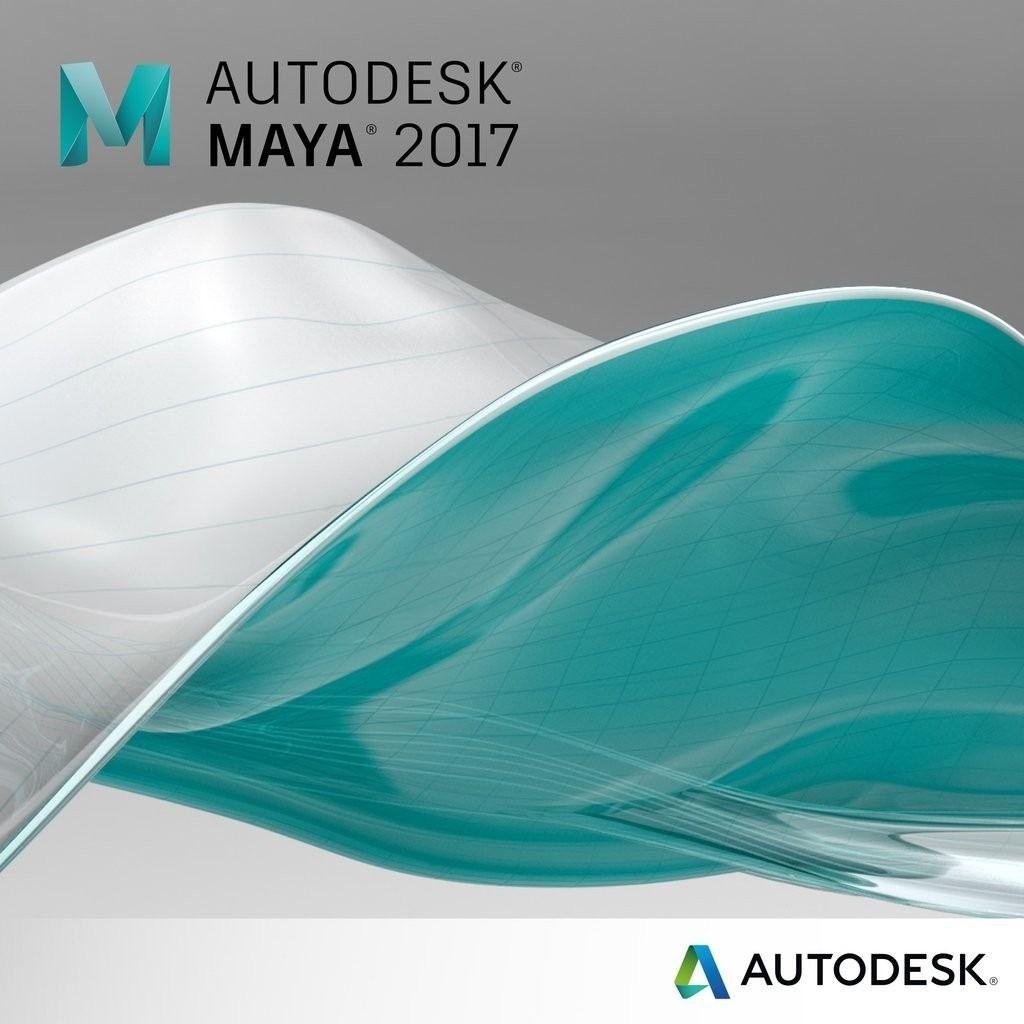 Autodesk Maya 2017-Upgrade Pack