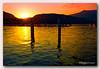 Sunset - Como Lake