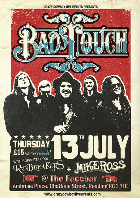 Bad Touch poster