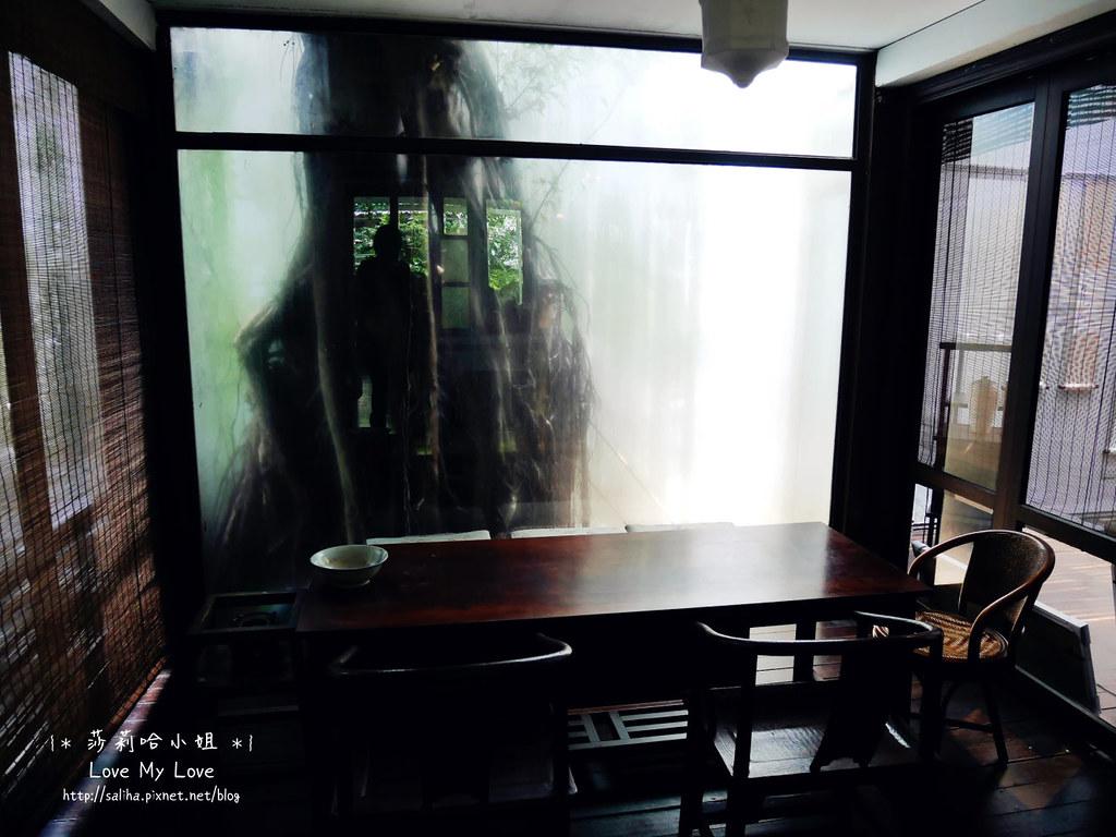 台北大安區公館新生南路附近餐廳推薦紫藤廬泡茶下午茶 (8)