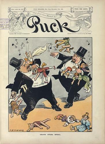 Grand Opera Opens (1908)