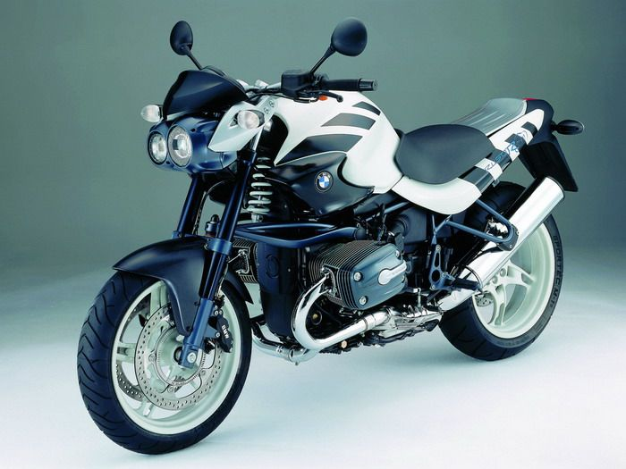 BMW R 1150 R  Rockster 2003 - 0