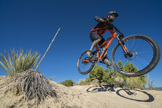 Mountain biking in New Mexico