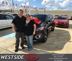 #HappyBirthday to Skyler from Rick Hall at Westside Kia!