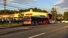 WMATA Metrobus 2005 New Flyer DE40LF #6009