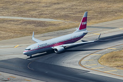 Retro American Airlines TWA
