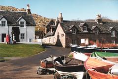 Scotland.  April 1st.-7th. 2001