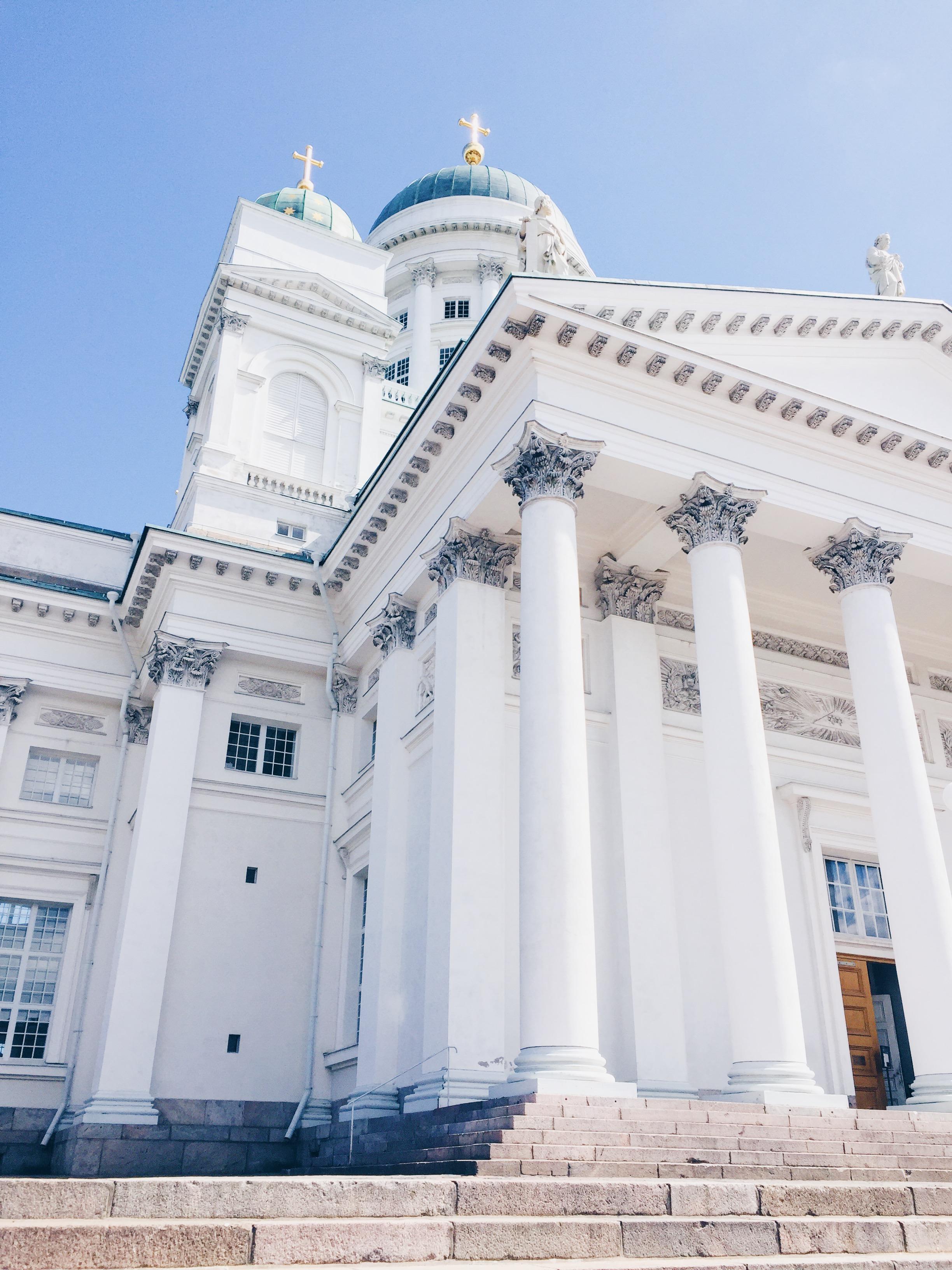 Helsingin tuomiokirkko, Helsinki Cathedral