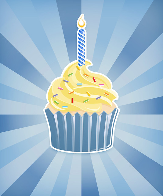 Our Tumblr Corners of our home turned 1 today!