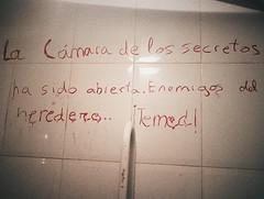 Chamber of Secrets.