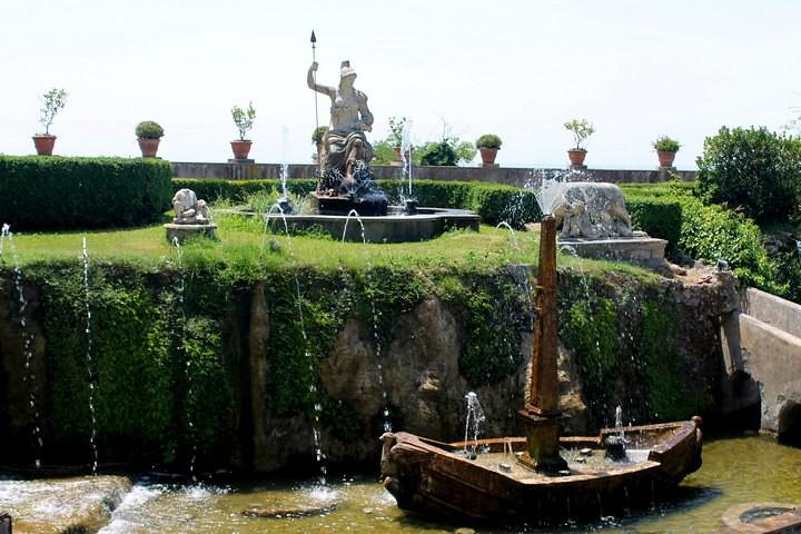 Villa de Este de Tívoli