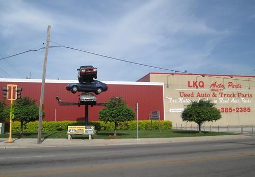 LKQ Auto Parts, Blue Island, IL