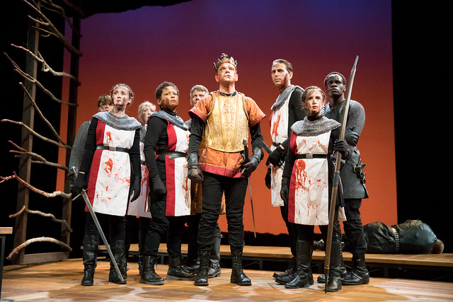 2017: Richard III (Great River Shakespeare Festival, 2017)