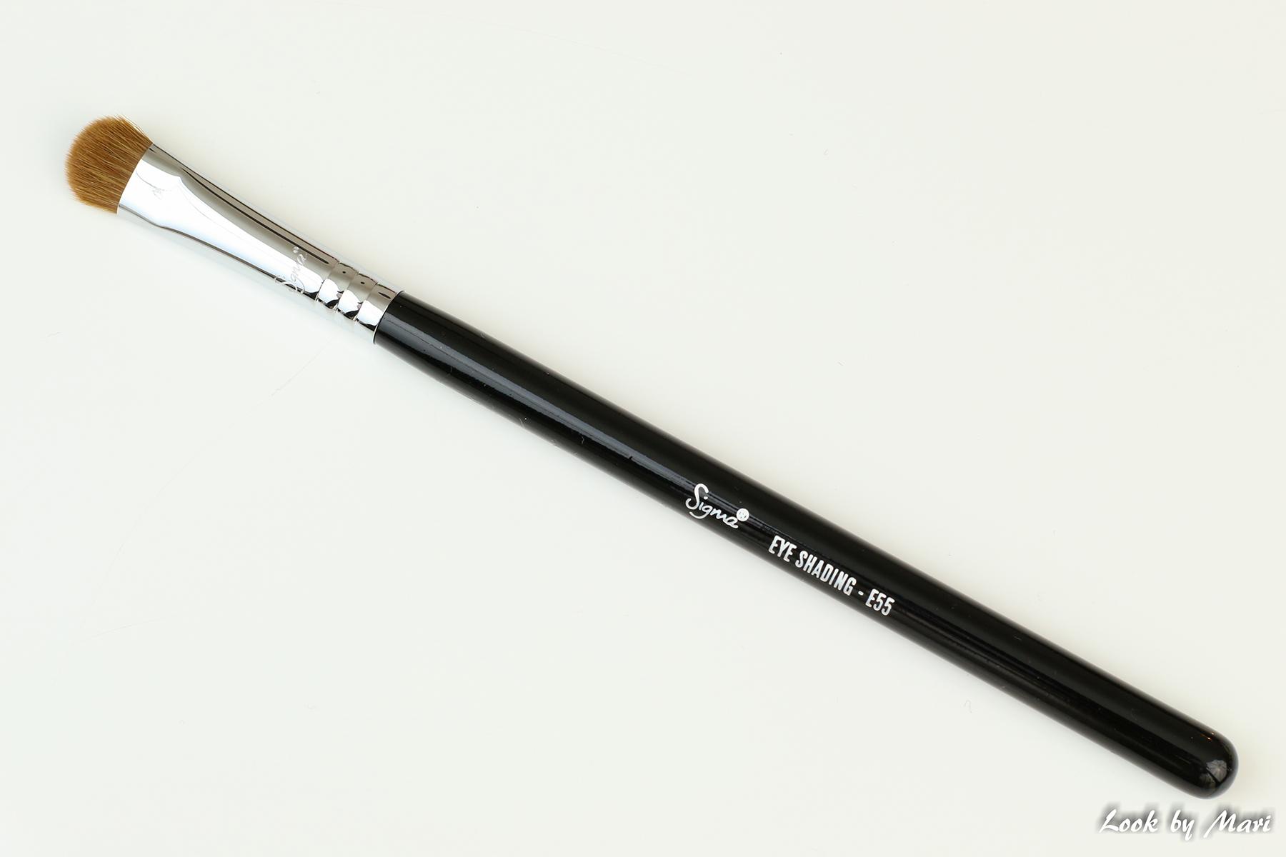12 sigma beauty e55 kokemuksia pakkaussivellin kimalle review eleven.fi