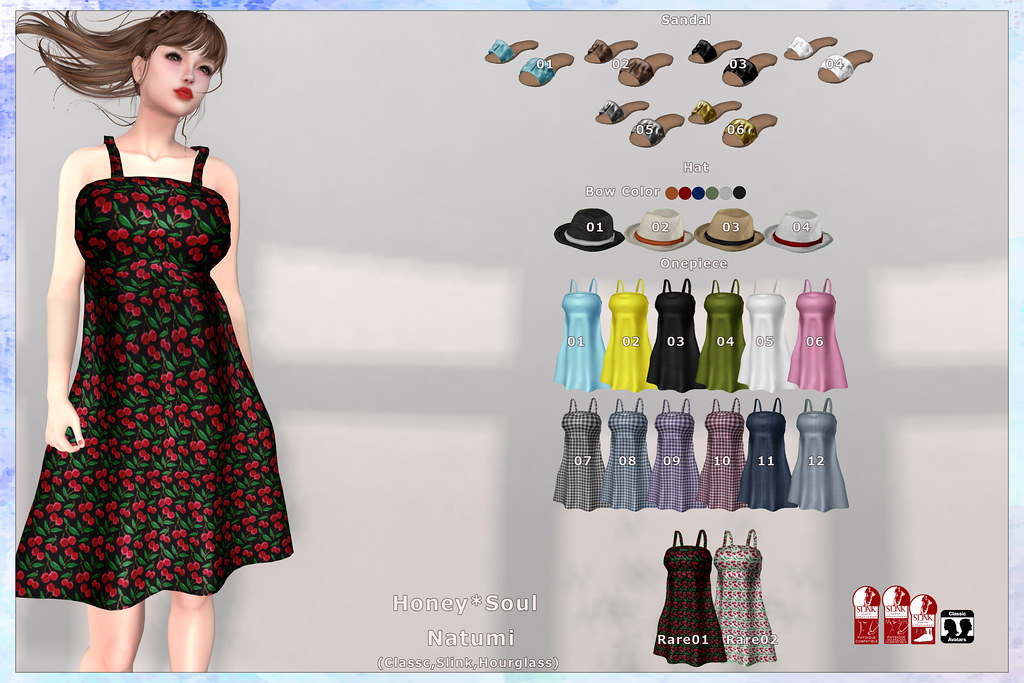 Honey*Soul Natumi@Okinawa Summer Fes - SecondLifeHub.com