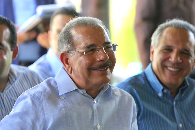 Apoyo sin precedentes a agropecuaria: Danilo lleva solidaridad a ganaderos de Río San Juan