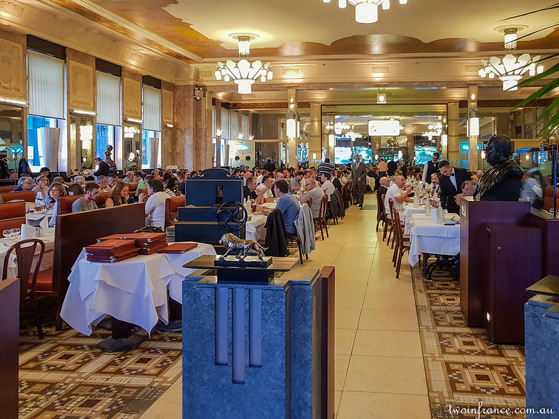 Brasserie Georges - Lyon