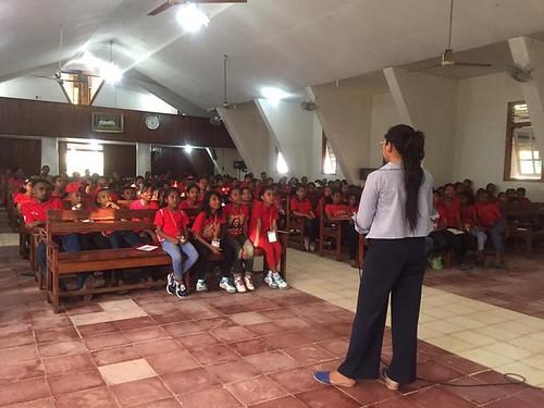 Badar Klasis GPM Taniwel Pojok Kesehatan Juli 2017