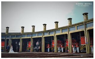 彰化鐵道扇形車庫-8