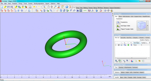 Working with Materialise Magics 19.01 x86 x64 full