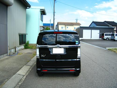 N-BOXスラッシュ
