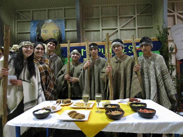 2017 - Celebración We Tripantu