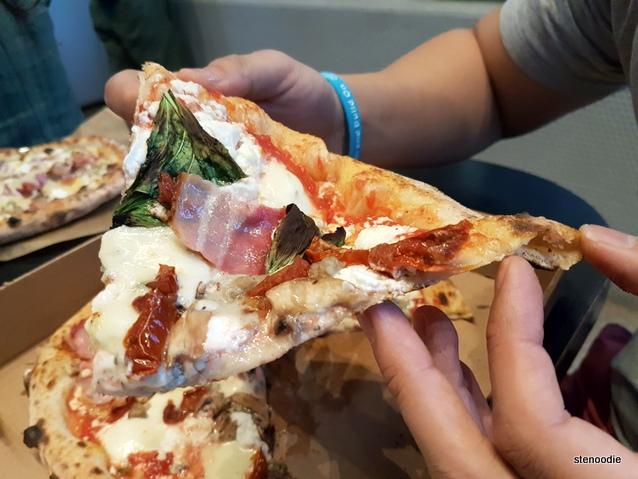 Pi Co. slice of pizza