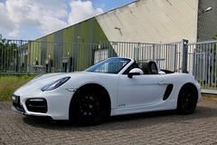 Lakbescherming Porsche Boxster GTS