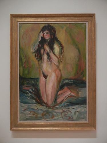 DSCN9106 _ Female Nude (Anna), 1920, Edvard Munch, SFMOMA