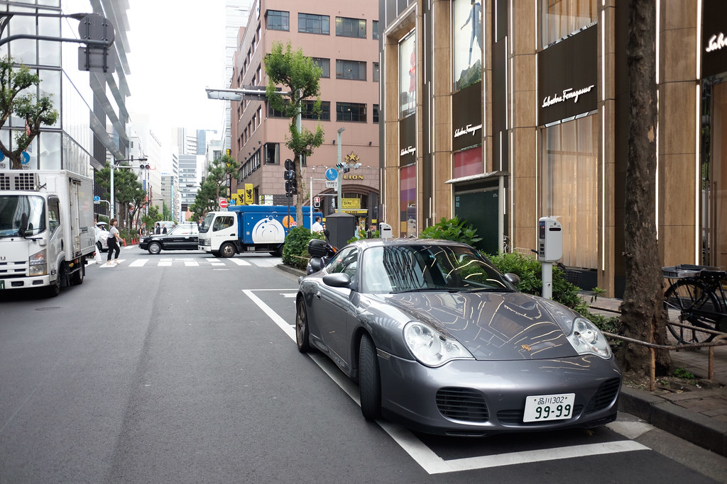 Porsche 911(996) 2018/06/02 X7008375