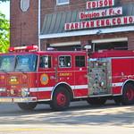 Edison Fire Department Engine 5