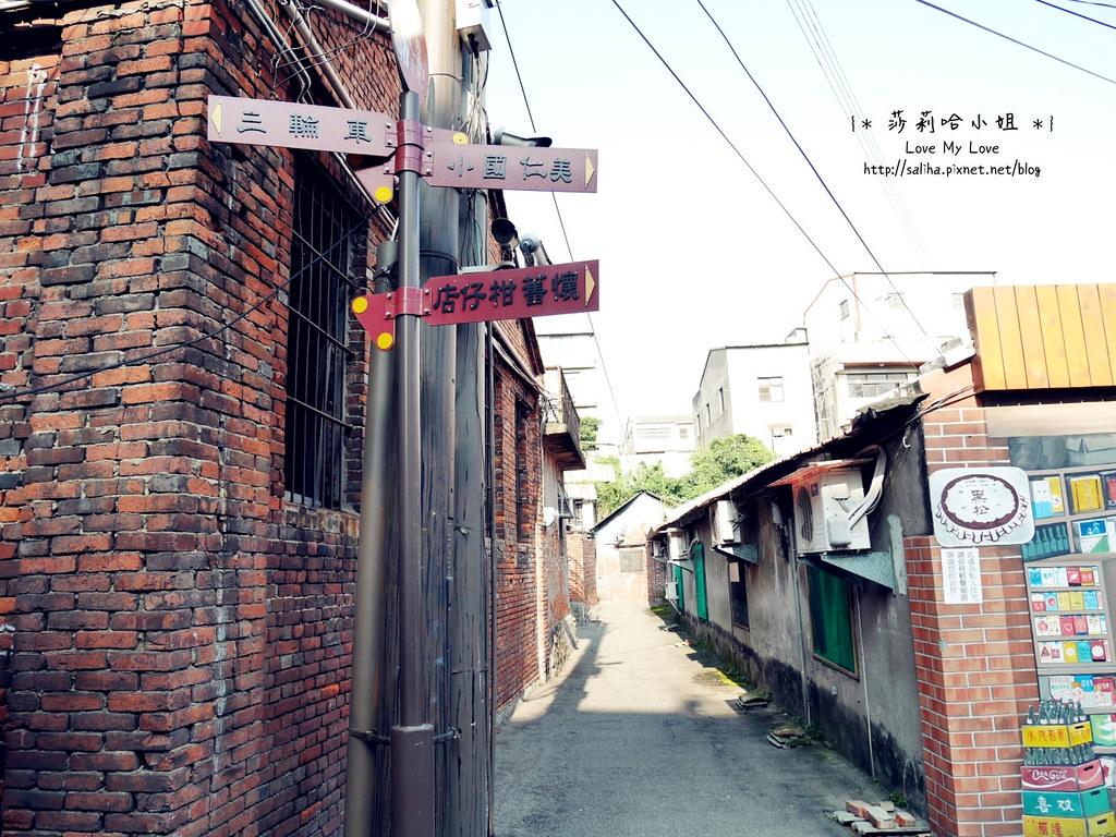 台中沙鹿一日遊景點推薦美仁里彩繪村 (2)