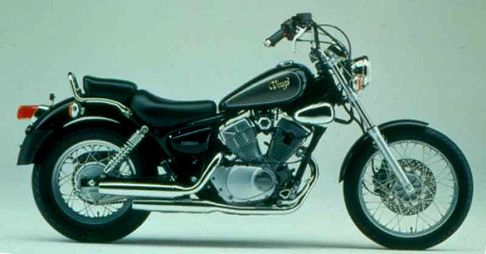 yamaha xv 125 virago 1998 galerie moto motoplanete. Black Bedroom Furniture Sets. Home Design Ideas