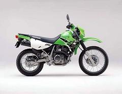 Kawasaki KLR 650 2002 - 17