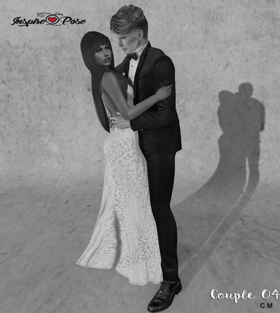 Inspire Pose - Couple 04 - SecondLifeHub.com