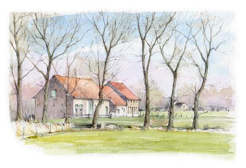 Westkerke, Karperputhoeve, België