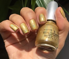 :: GR8, China Glaze - Desafio ABC ::