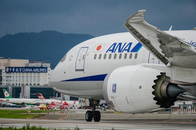 全日空 波音787