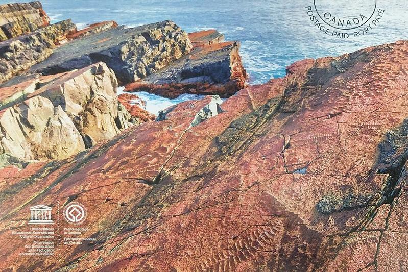 Canada - UNESCO WHS - Newfoundland - Mistaken Point