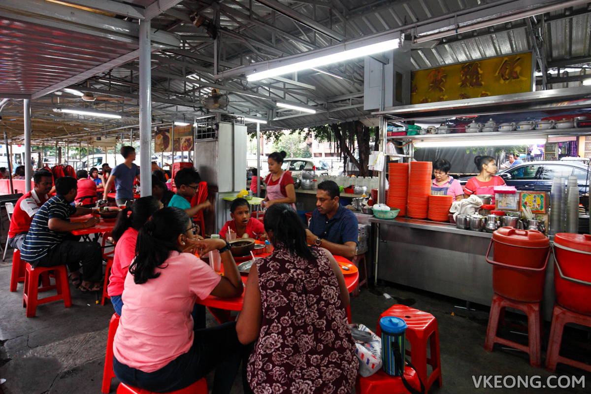 Jalan Ipoh Claypot Chicken Rice Stall