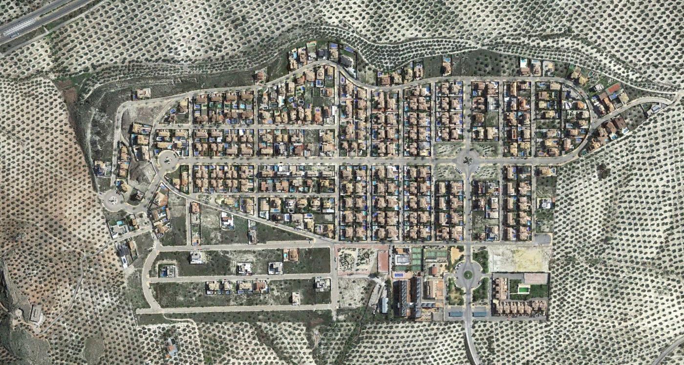 la guardia de jaén, jaén, la unión, después, urbanismo, planeamiento, urbano, desastre, urbanístico, construcción, rotondas, carretera