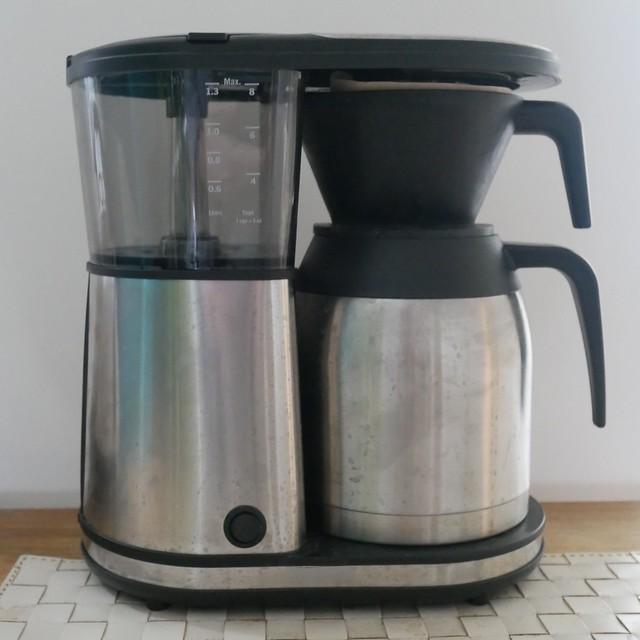 Something's Brewing: Drip Coffee Maker